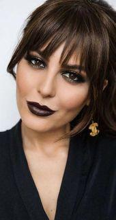 Mittlere Frisuren für Frauen 2019; dicke Frisuren; mittlere Haarschnitte; Französisches Haar … – – #dicke #frauen #frisuren #haarschnitte