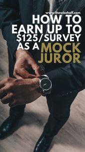 So verdienen Sie bis zu 125 US-Dollar als Mock-Juror. 6 Unternehmen, mit denen man zusammenarbeiten kann. – Money Saving Tips, Money Making Tips, Money Management – Deembeam