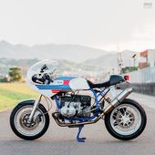 The limits of endurance: A BMW R80 with Ducati flair – BMW cafe racers, scramblers and bobbers