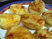 Baked potatoes – Recipes – Legumes – Pasta – #horno #legmbres #pasta #Pat …  – Patatas