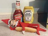 20 Humorous Elf On The Shelf Concepts