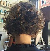 20 kurze lockige Schnitte für stilvolle Damen | Kurze lockige Frisuren – #damen #kurze #lockige #schnitte #stilvolle –