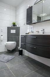 Badezimmer Ideen Grau Weiß – Brautkleider – Hochzeitsfrisuren – Inneneinrichtungen – Diamantmodelle