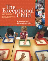 The Exceptional Child: Inclusion in Early Childhood Education (eBook Rental)