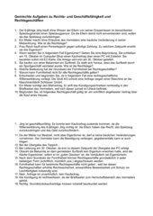 Ubungsaufgaben Rechtsgeschafte Lehramt Schulplaner Fachliteratur