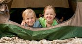 Tent Camping With Toddlers