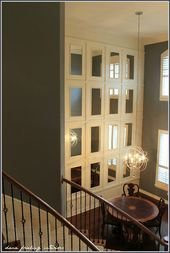 What To Do With A Mirrored Wall : mirrored, Mirrored, Walls!, Ideas, Decor,, Home,, Interior