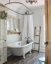 Kleine Badezimmer-Design-Ideen – Bathroom Decorat…