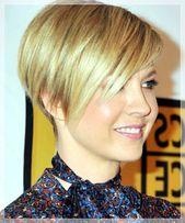 Moderne Kurzhaarfrisuren für Männer und Frauen - Kurzes Haar