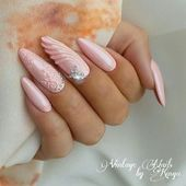 BEAUTIFUL AND BRIGHT NAIL ART DESIGNS OPTIONS FOR 2019 – Fashion 2D