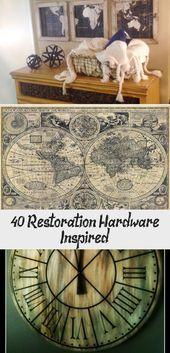 40 Inspirierte Restaurierungshardware