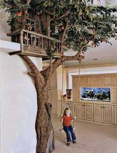 25 Beispiele für Schaukeln in Innenräumen Verwandeln Sie Ihr Zuhause in einen Spielplatz für alle Altersklassen –