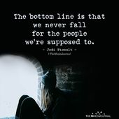 The Backside Line Is That We By no means Fall For The Individuals