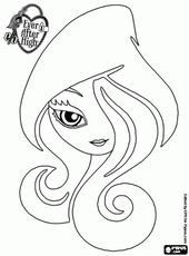 Ever After High Coloring Pages Book Printable Color