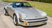 Less than 1,700 kilometres from new,1989 Porsche 911 Carrera 3.2 'Turbo Look…