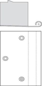 Rockwood Edge Pulls Rm751 Door Pulls With Images Door Pulls Rockwood Door Hardware