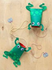 30 ideas for crafting with children for carnival