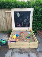 25 schöne Outdoor-Kinderprojekte mit Recyclingpal…