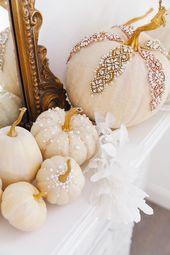 DIY Couture Pumpkin Decor Anyone Can Create