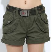 Brand Laides Shorts Women Casual Shorts – Clothes
