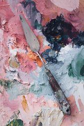 pinterest | kellin # paint # artist – color sche…