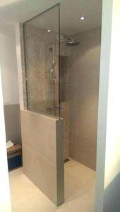 badezimmer ideen begehbare dusche
