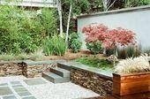#minimalistas #decoracina #jardines #pequeos #ideas #di  – Decoracion Jardin