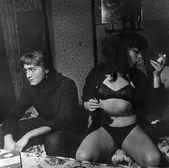 Liebe am linken Ufer von Ed Van Der Elsken, Paris '1956 (NSFW)