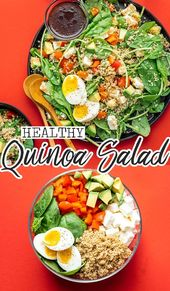 Mediterranean Quinoa Salad – Your Favorite Healthy Recipes