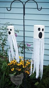 30+ Smartest and Scariest DIY Halloween Decor with Complete Tutorial