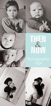 Tipps zum Fotografieren von damals und heute   – Photography Kids