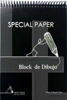 Block De Dibujo 14 5 X 21 Cmespecial Paper Block De Dibujo Sobres De Papel Libreria