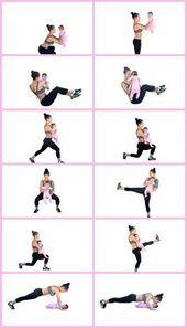 9 Yoga-Posen für Mama und Baby zum Ausprobieren