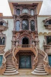 Art Nouveau architecture 48