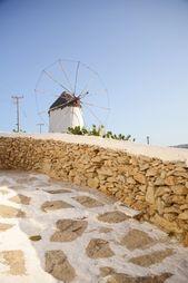 Die besten Fotostandorte und Strände auf Mykonos   – Greece