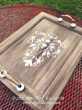 How to Repurpose Old Cabinet Doors Into Beautiful Home Decor DIY