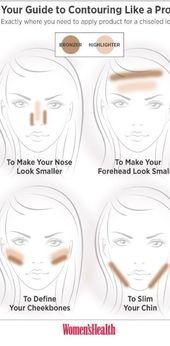 Die beliebtesten Make-up-Tipps und Tips. Make-up Hacks   Tipps zum Make-up   Make-up Hacks   … – Neue Deko-Ideen