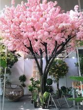 Pin On Artificial Cherry Blossom Tree