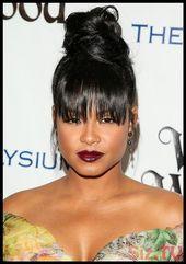 17 lebendige Ideen für unordentliche Frisuren für schwarze Frauen 17 lebendige Ideen für unordentliche Frisuren für schwarze Frauen Beliebte Frisuren 2019 Bilder speichern Beliebte Frisuren