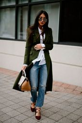 40+ Ultra-Chic Fall Outfits To Try Right Now – (Part 1