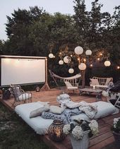 33 Fabulous Ideas For Creating Beautiful Outdoor Living Spaces