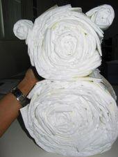 Anleitung Windelbär selber machen | Bettinet: Der Elternblog   – Selber machen