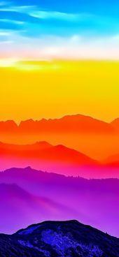 Lebendige Farben Iphone Wallpaper Pack Bunte Tapeten Lebendige Farben Hintergrundbilder Iphone