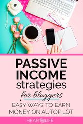 Is your blog earning you passive income? Set up pa…
