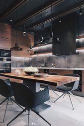 Top 10 Luxus-Küchenideen   – Häuser & Einrichten