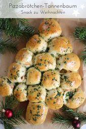Photo of Weihnachtssnacks: Pizza Roll-Fir Tree Rezept – Lavendel Blog