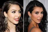 Kim Kardashian Before and After  Morably