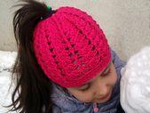 Chaotisch Brötchen Hut für Läufer Muster von Perfect Crochet For You  – Crochet stitches video