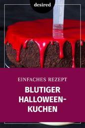 Wir zeigen Ihnen, was Sie für den leuchtend roten Cupcake brauchen …   – Halloween