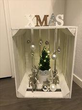 Weihnachten DIY Dekorationen einfach und billig – Schneemänner Kerzenhalter   – natale